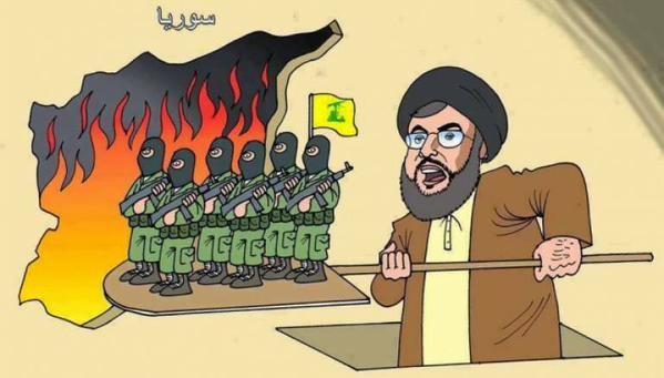 حزب الله وسوريا