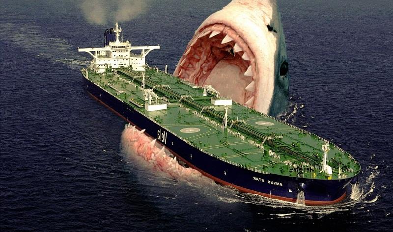 سمكة القرش ميغالودون