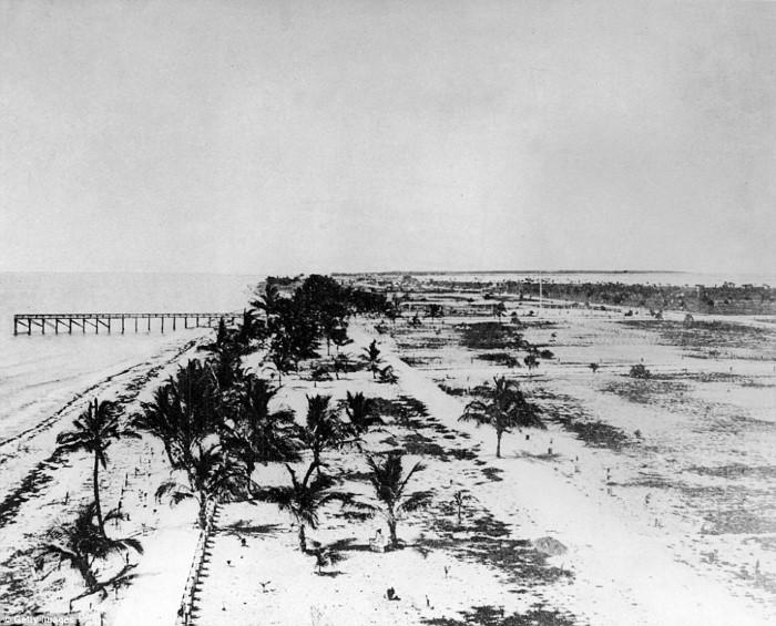 شاطئ فلوريدا