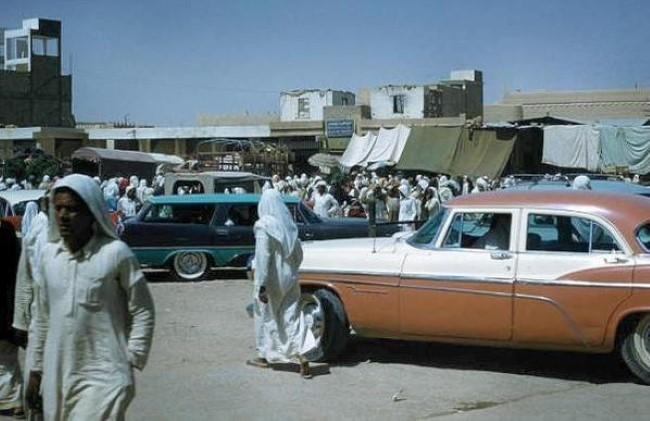 صوره من الرياض.. 1381هـ