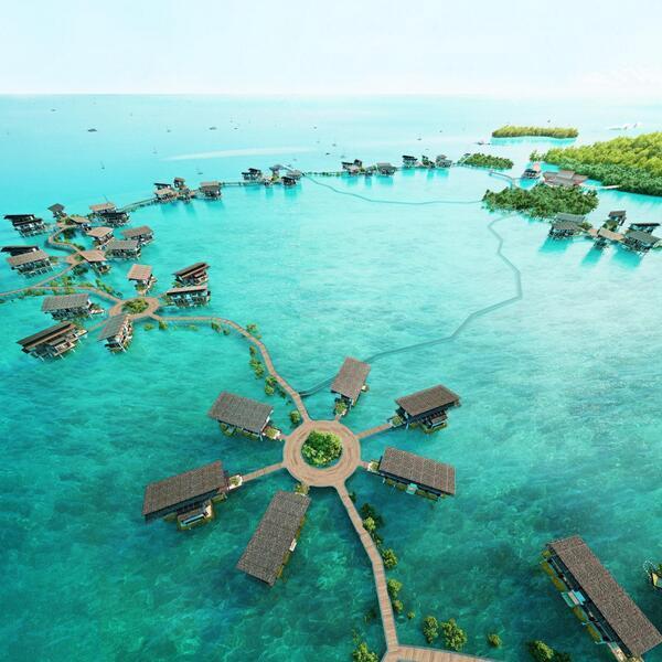 جزيرة فونتاستي في سنغافورة