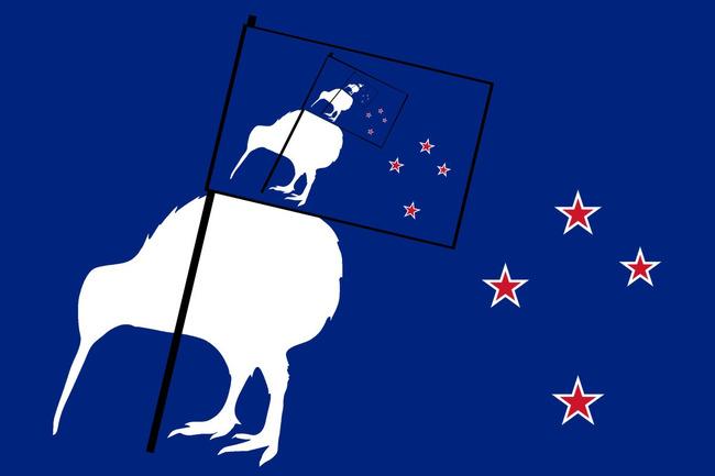 علم نيوزيلند