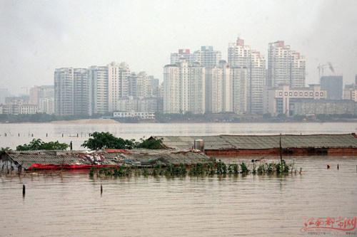 فيضانات الصين