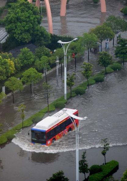 فيضانات الصين2
