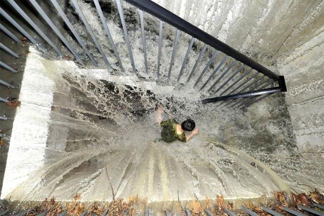 فيضانات الصين3