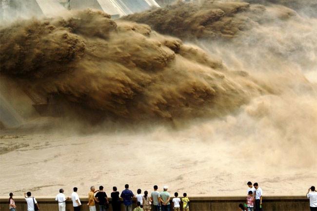 فيضانات جنوب غرب الصين