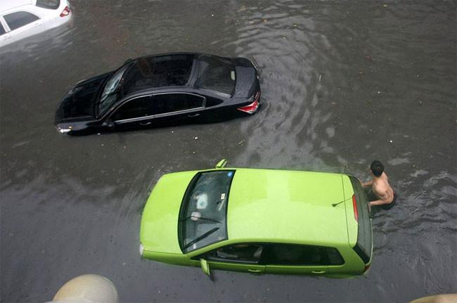 فيضانات جنوب غرب الصين2