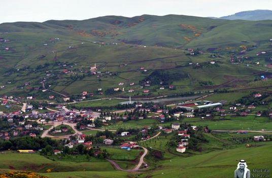 مرتفعات بارشمبا شمال تركيا2