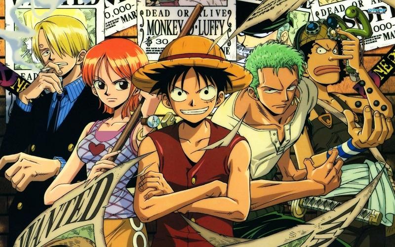 أنمي One Piece