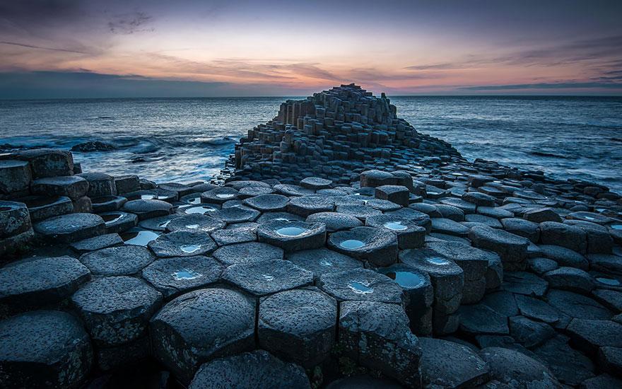 ممر العمالقة في أيرلندا الشمالية