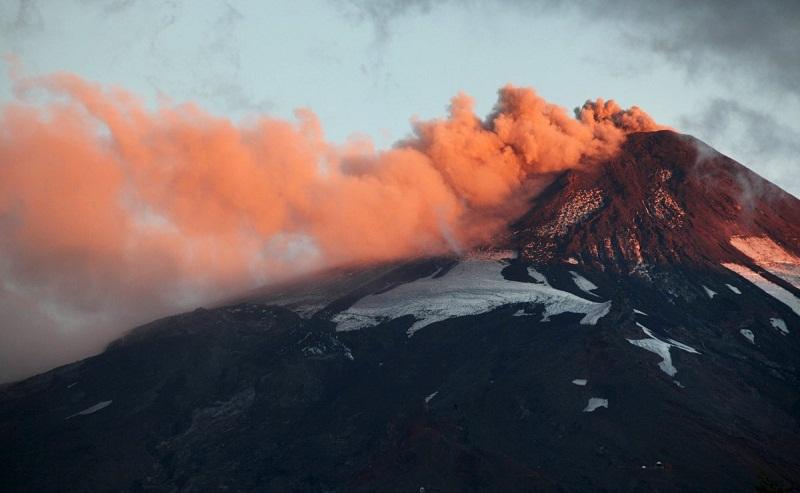صور الحمم البركانية