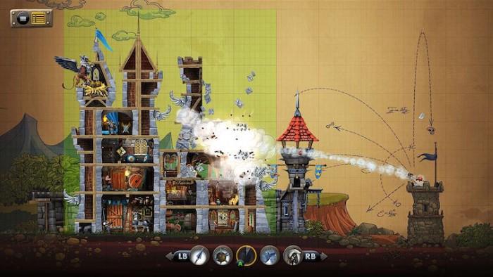 لعبة  CastleStorm: Definitive Edition