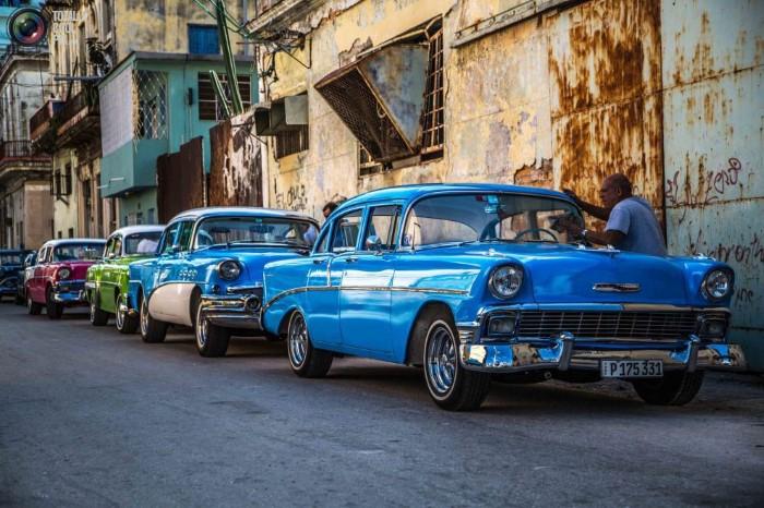 الحياة اليومية في كوبا