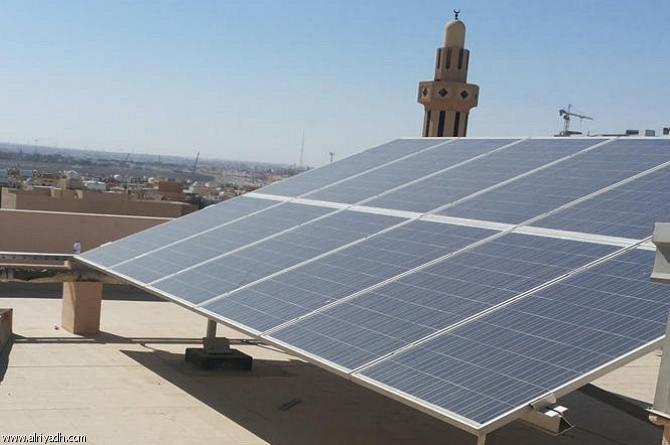 تشغيل أول مدرستين في الرياض بالطاقة الشمسية