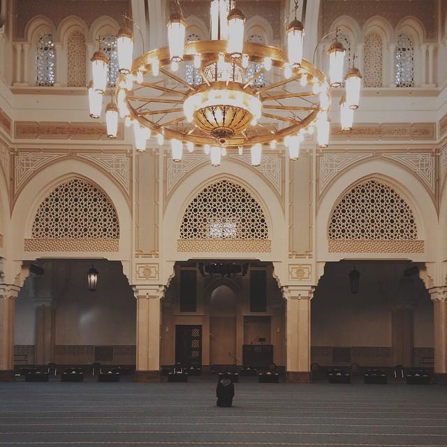صورة مسجد ساحرة
