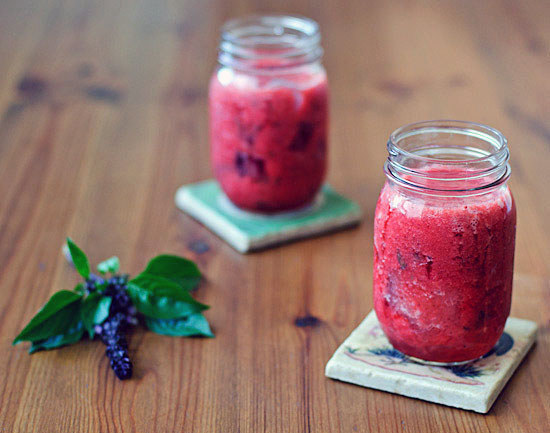 عصير فراولة أغوا فريسكا