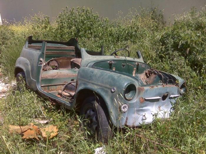 تحويل السيارات القديمة إلى أثاث فاخر