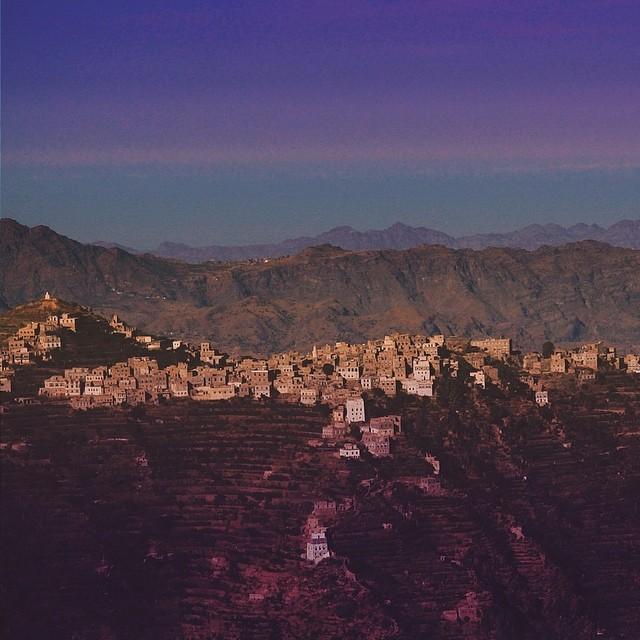 طبيعة اليمن الساحرة