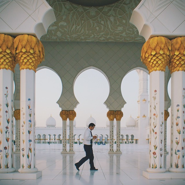 صورة مسجد جميلة