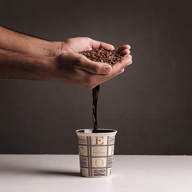 تصوير قهوة
