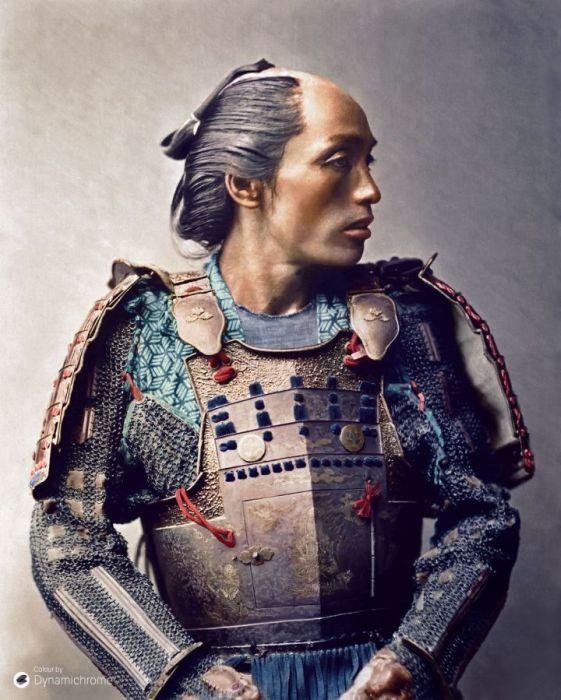 محارب ساموراي  قديم