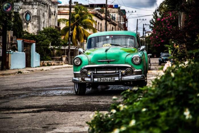 صور من الحياة اليومية في كوبا