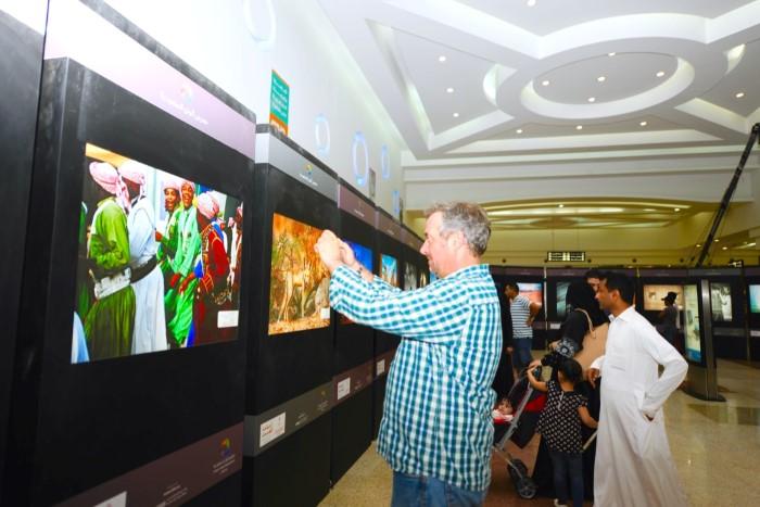 ألوان السعودية في جازان