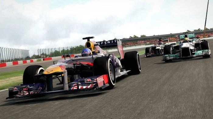 لعبة  F1 2013