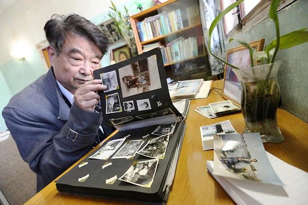 عجوز صيني يمنح معاشه الشهري لأي عائلة مستعدة لتبنيه
