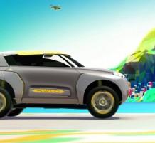 رينو تقدم لك حل مختلف أثناء تعثر المرور .. سيارة بطائرة إستكشاف صغيرة! (صور+فيديو)
