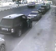حادث شنيع في الامارات ( الشارقه )
