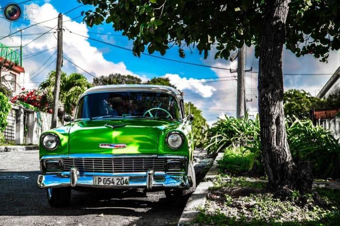صور من حياة الشعب الكوبي