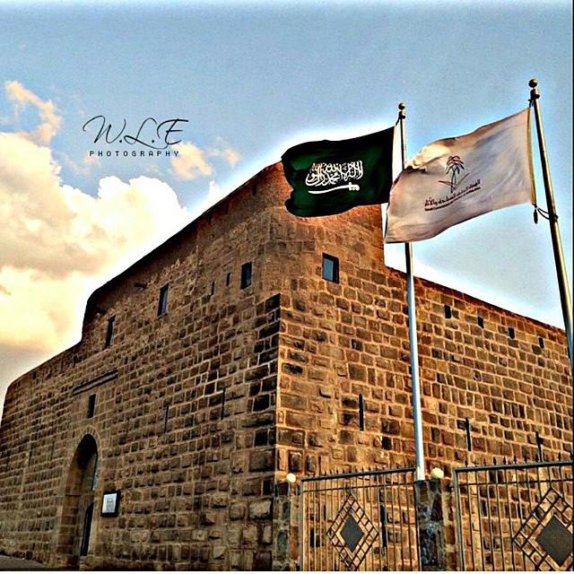 قلعة متحف تبوك