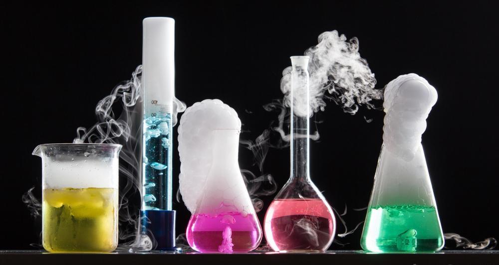 تفاعلات كيميائية
