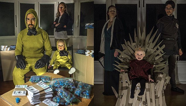 Famous Movies and TV Shows Recreated with Things Found at Home