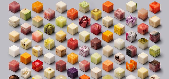 food-cubes