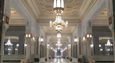 صور: جوانب من توسعة الملك عبدالله لساحات الحرم المكي