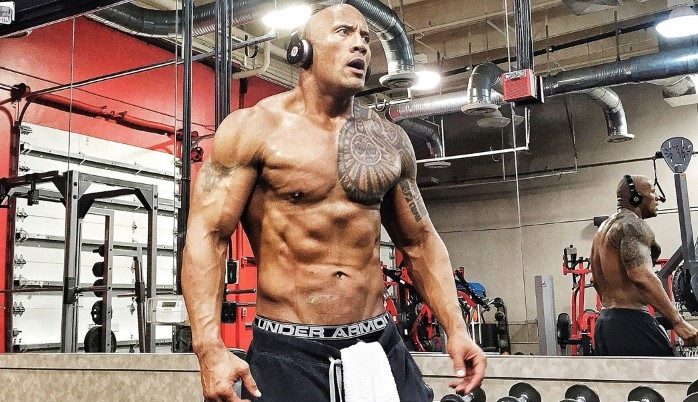 the rock meals