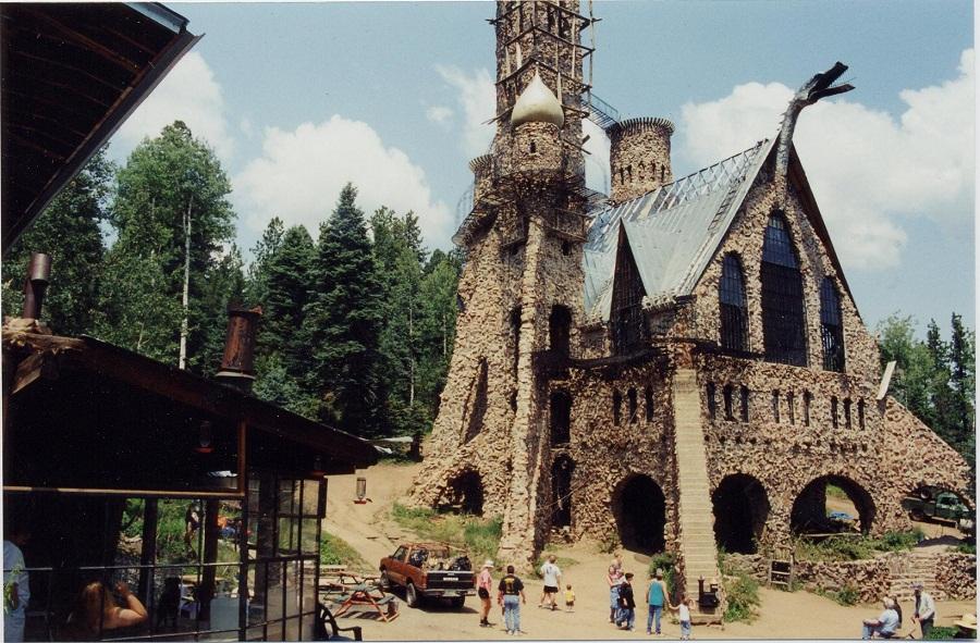 قلعة القرون الوسطى