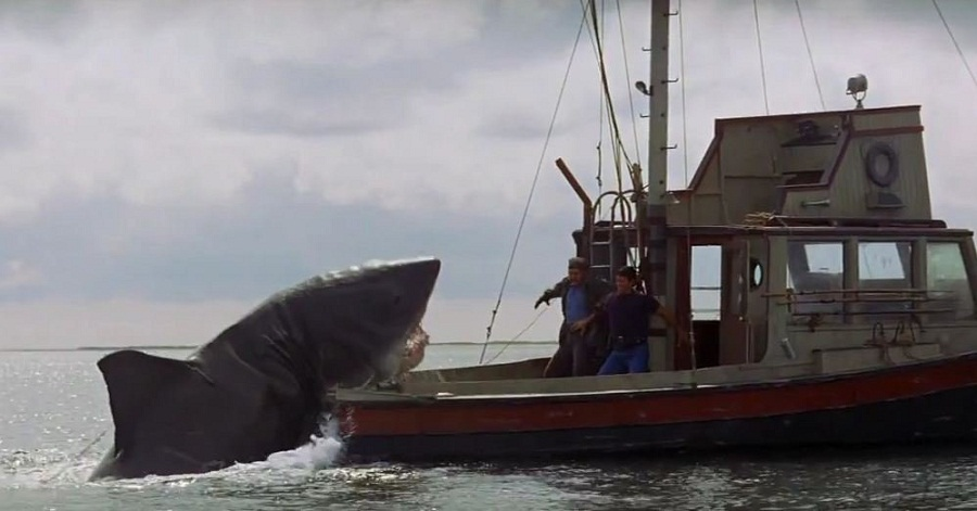 أفلام رعب Jaws