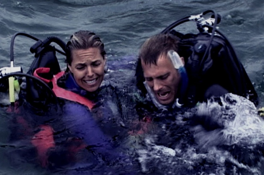 أفلام رعب Open Water