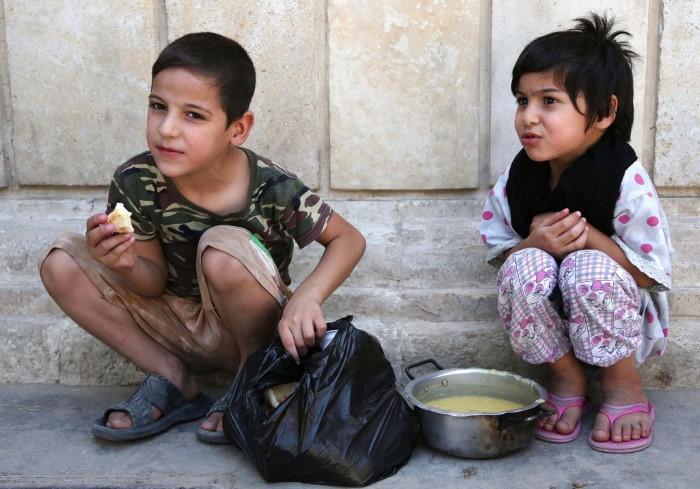 إفطار رمضان في بغداد