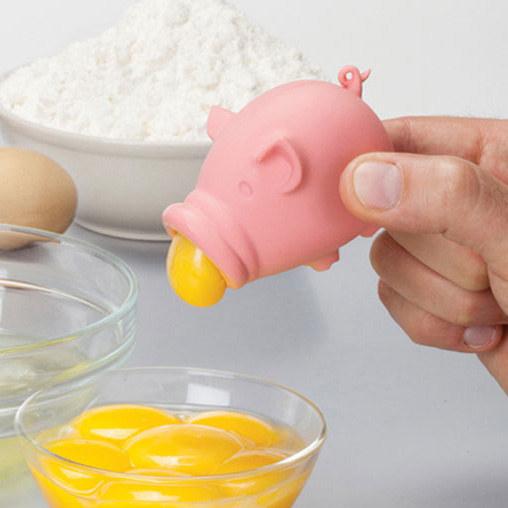 اداة فصل صفار البيض