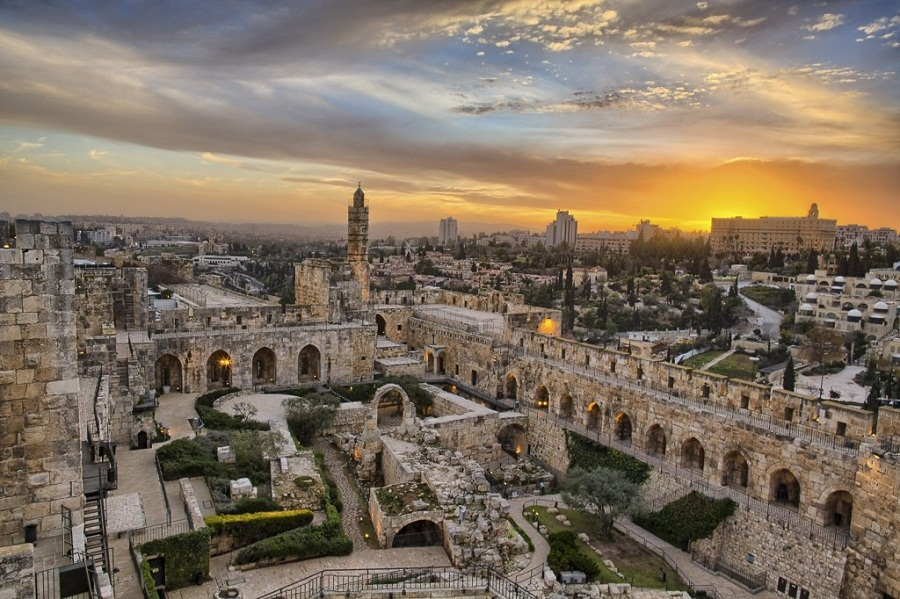 متلازمة القدس