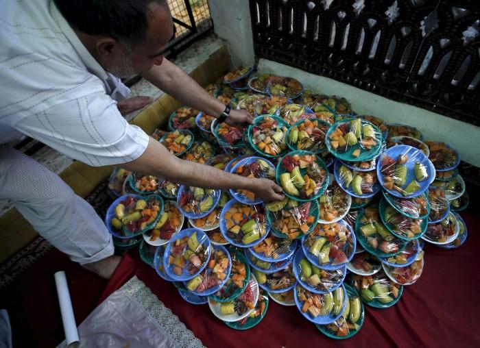 الإفطار في سرينجار