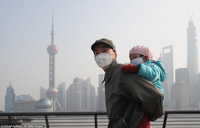 التلوث في الصين4
