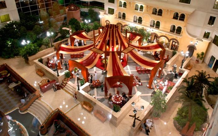 الخيام الرمضانية في دبي