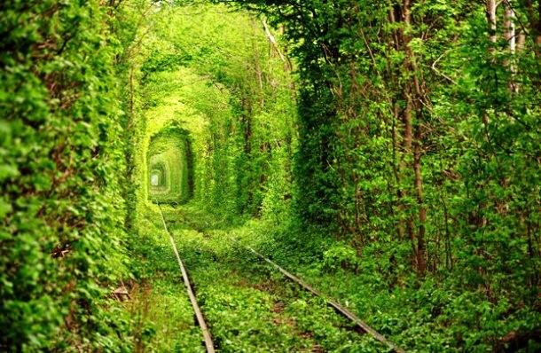 سكة قطار
