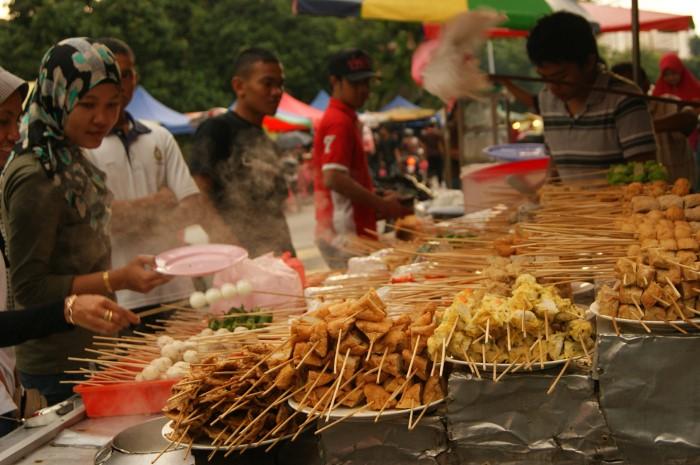 بازرات رمضان في ماليزيا2