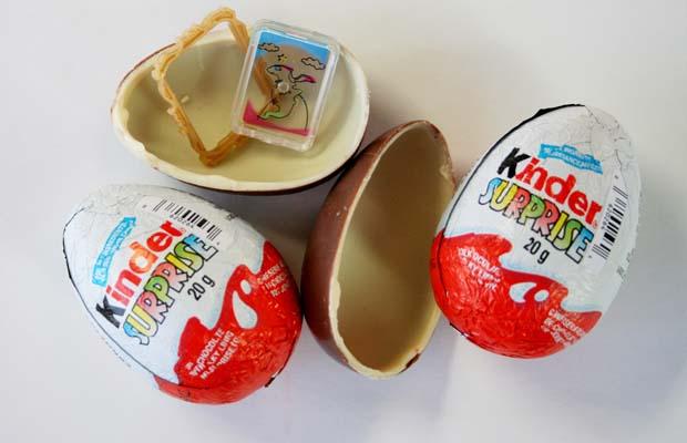 بيضة كيندر